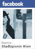 Stadtspionin Wiens Facebook-Profil